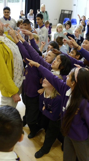 Cressex School workshop