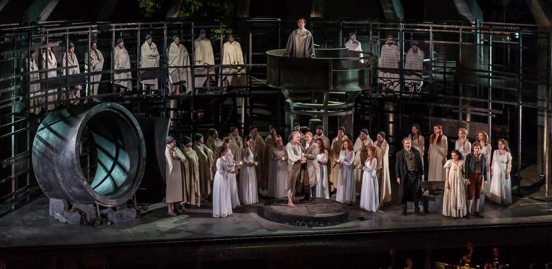 Fidelio Garsington Opera - 2014