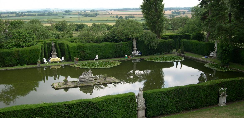 Garsington Manor Gardens