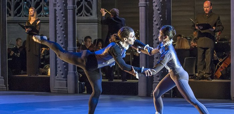 Garsington Opera & Rambert - The Creation
