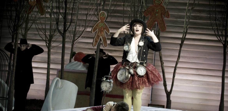 Hansel und Gretel Garsington Opera - 2013