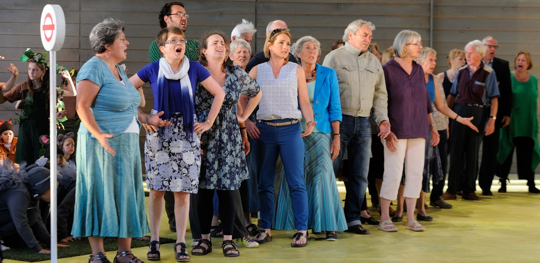 Adult Community Chorus - Road Rage