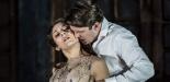Garsington Opera 2017 Pelléas et Mélisande Andrea Carroll & Jonathan McGovern in title roles credit Clive Barda