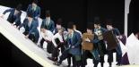 Garsington Opera, L'italiana in Algeri 2016 - Chorus Credit: Johan Persson