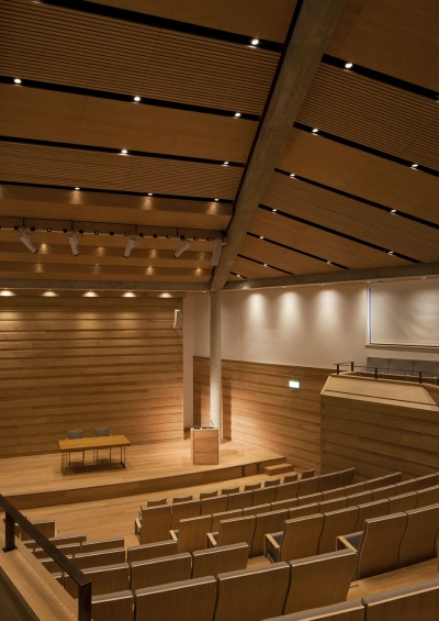 Leonard Wolfson Auditorium