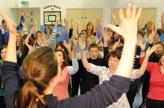 Garsington community chorus
