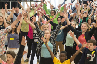 Adult & Youth Opera Companies, Silver Birch 2017