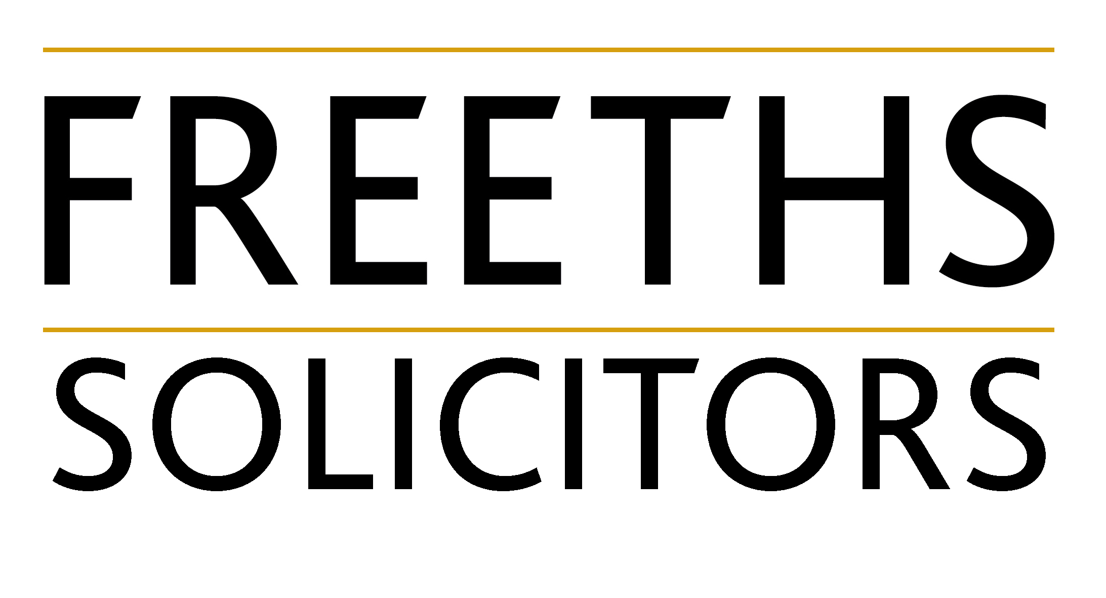 FREETHS SOLICITORS logo