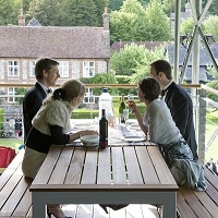 Upper Terrace Table - small