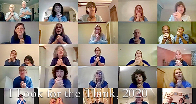 I look for the think, 2020