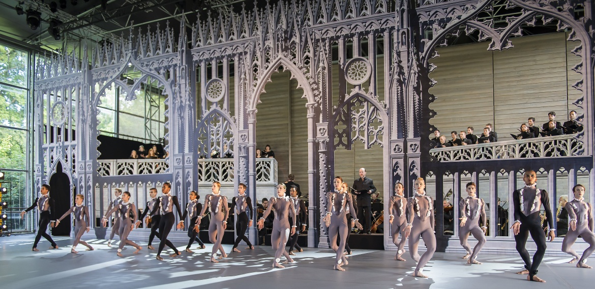 The Creation - Rambert and Garsington Opera