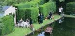 Garsington Manor Pond