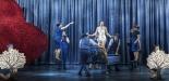 Semele Garsington Opera 2017 - Heidi Stober (Semele) with Garsington Opera Chorus Credit: Johan Persson.jpg