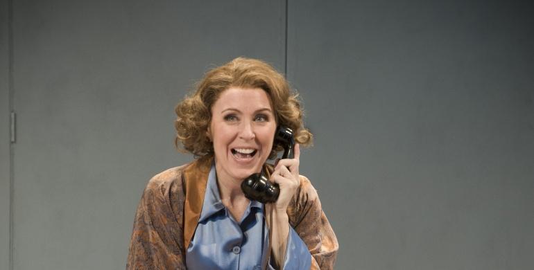 Mary Dunleavy in Intermezzo