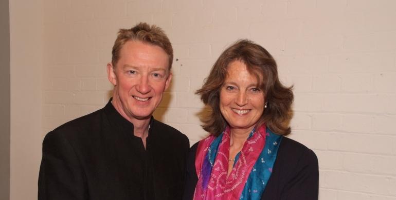 Douglas Boyd & Nicola Creed