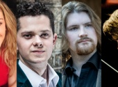 Leonard Ingrams, Simon Sandbach and Helen Clarke award winners 2017