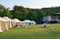 Picnic Tents - Garsington Opera